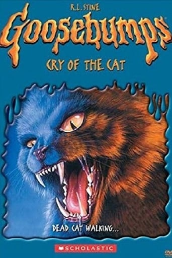 Poster of Goosebumps: Cry of the Cat