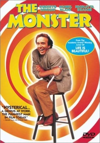 Poster of The Monster
