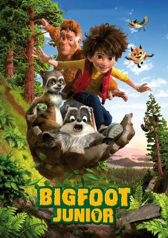 Cartoni animati Bigfoot Junior - The Son of Bigfoot
