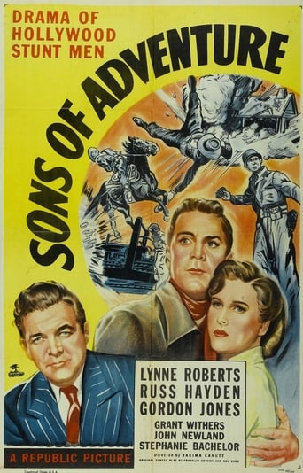 Poster of Sons of Adventure