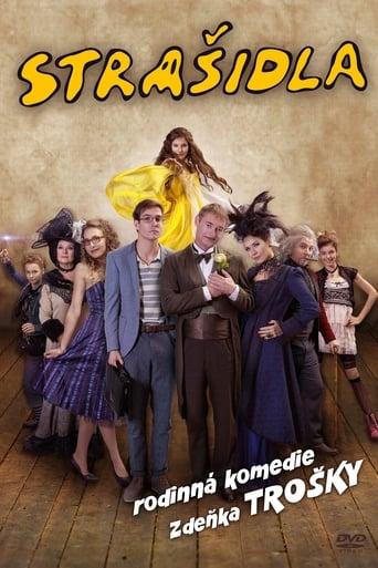Poster of Strašidla