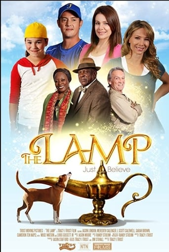 Poster of The Lamp
