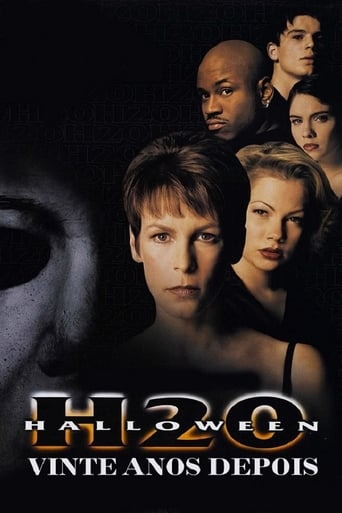 Halloween H20: Vinte Anos Depois - Poster