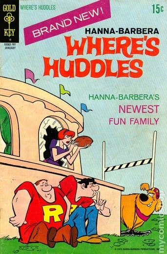 Poster of Where's Huddles?