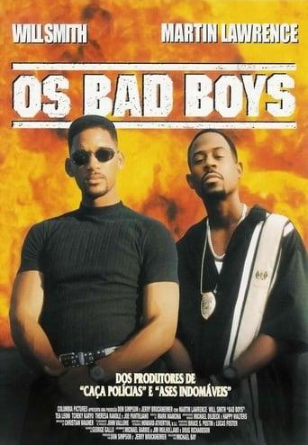 Os Bad Boys - Poster