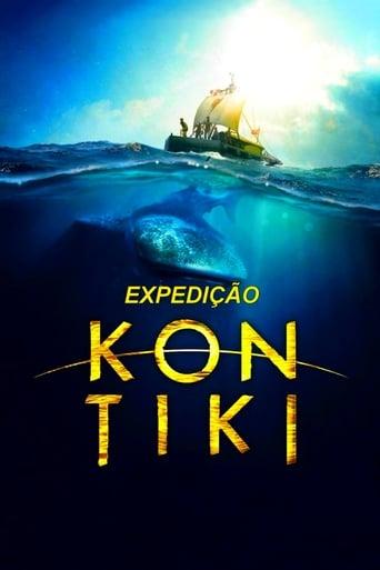 Expedição Kon Tiki - Poster