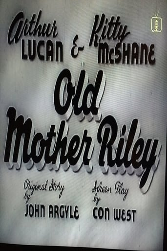 Poster of Old Mother Riley