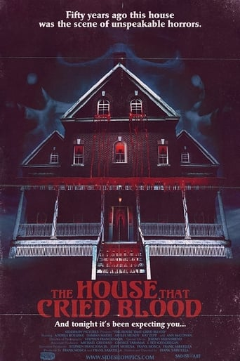 Poster of The House That Cried Blood