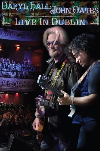 Poster of Daryl Hall & John Oates - Live in Dublin