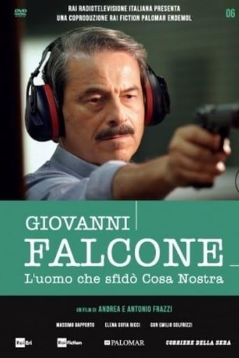 Poster of Giovanni Falcone - L'uomo che sfidò Cosa Nostra