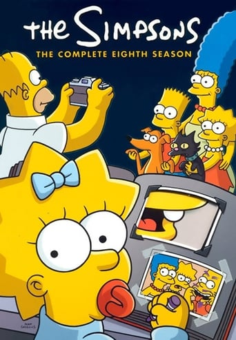 Simpsonai / The Simpsons (1996) 8 Sezonas online
