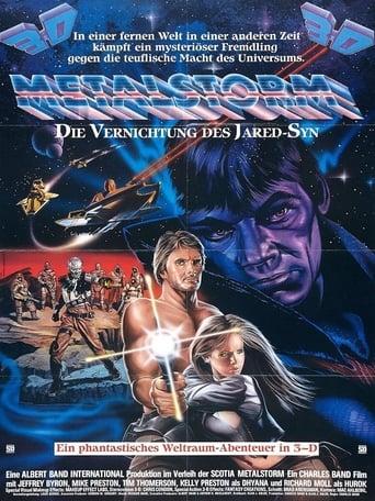 Metalstorm: The Destruction of Jared-Syn - Fantasy / 1984 / ab 12 Jahre