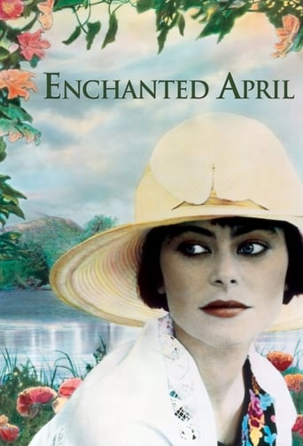 Poster of Enchanted April