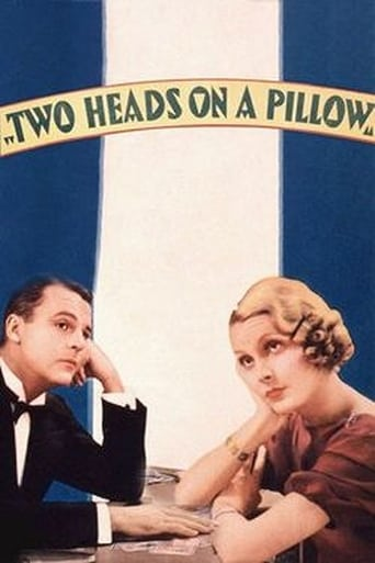 Poster of Two Heads on a Pillow