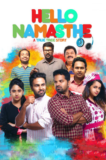 Poster of Hello Namasthe