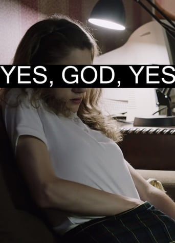 Poster of Yes, God, Yes fragman