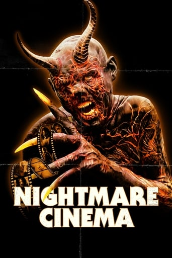 Poster of Nightmare Cinema