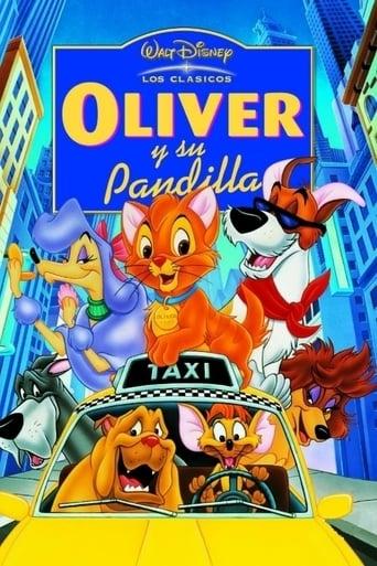 Poster of Oliver y su pandilla