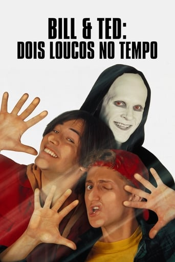 Bill & Ted: Dois Loucos no Tempo - Poster