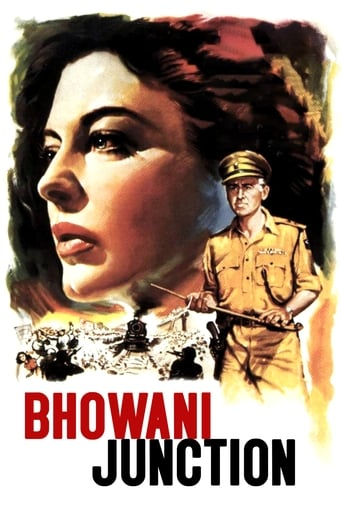 Poster of Bhowani Junction