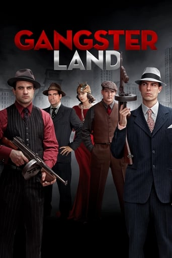 Poster of Gangster Land