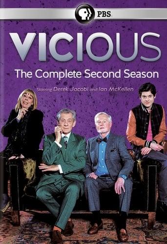 Vicious 2ª Temporada - Poster
