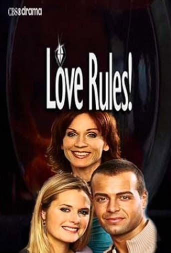 Love Rules! Movie Poster