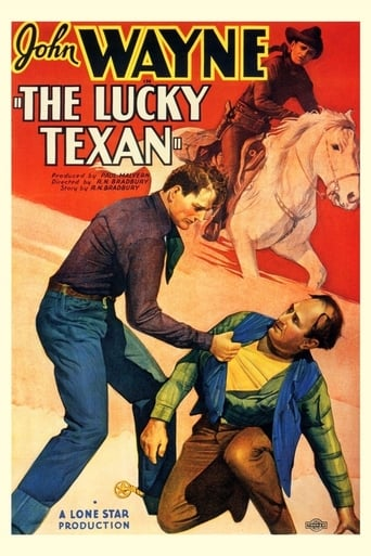 Poster of The Lucky Texan