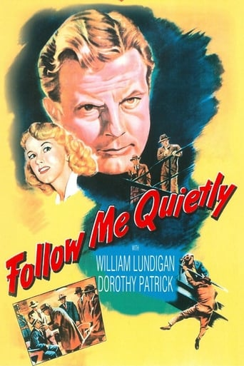 Poster of Follow Me Quietly
