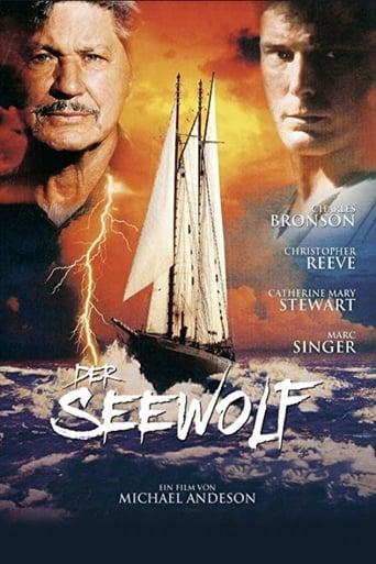 Poster of The Sea Wolf