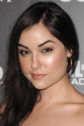A picture of Sasha Grey