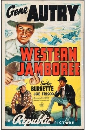 Poster of Western Jamboree