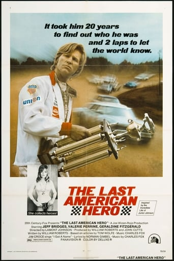 voir film Last American hero  (The Last American hero) streaming vf