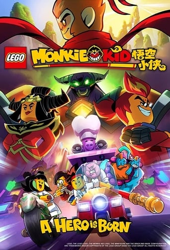 Poster Monkie Kid: A Hero Is Born