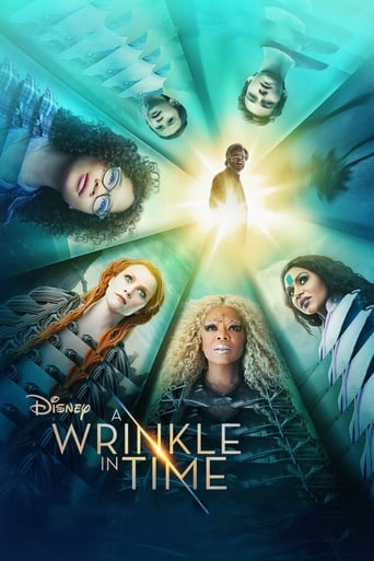 Poster of A Wrinkle in Time fragman