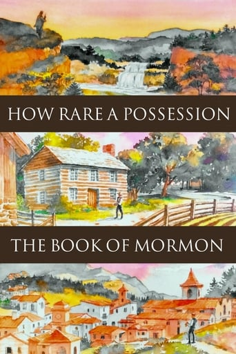 Poster of How Rare a Possession: The Book of Mormon