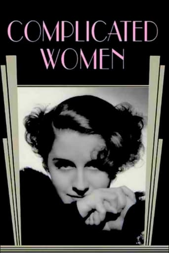 Poster of Complicated Women