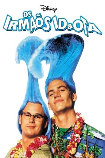 Os irmãos Id & Ota - Poster
