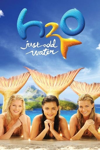H2O: Just Add Water poster