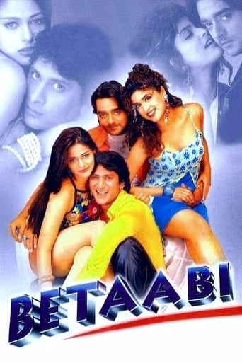 Poster of Betaabi