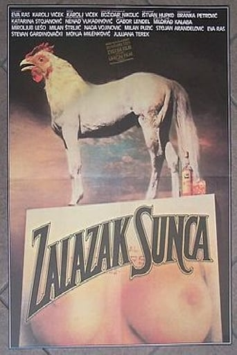Poster of The Sunset