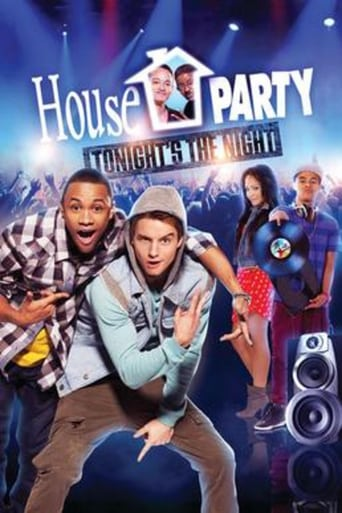 House Party: Tonight's the Night Poster