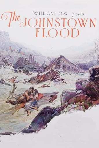 Poster of The Johnstown Flood