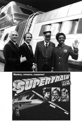 Capitulos de: Supertrain