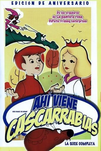 Poster of Ahí viene... ¡Cascarrabias!