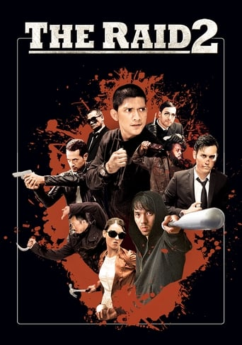 Film The Raid 2 streaming VF gratuit complet