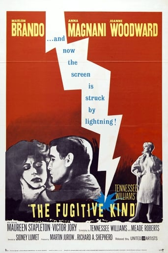 Poster of The Fugitive Kind