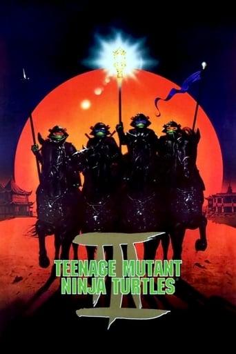 Poster of Teenage Mutant Ninja Turtles III