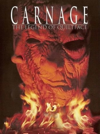 Poster of Carnage: The Legend of Quiltface