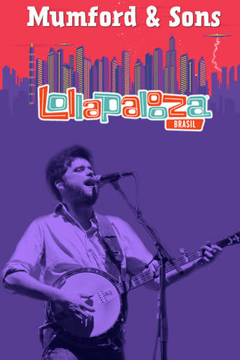 Poster of Mumford & Sons - Live at Lollapalooza 2016